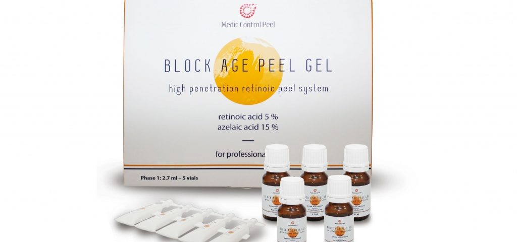 Ретиноевый пилинг - Block Age Peel Gel