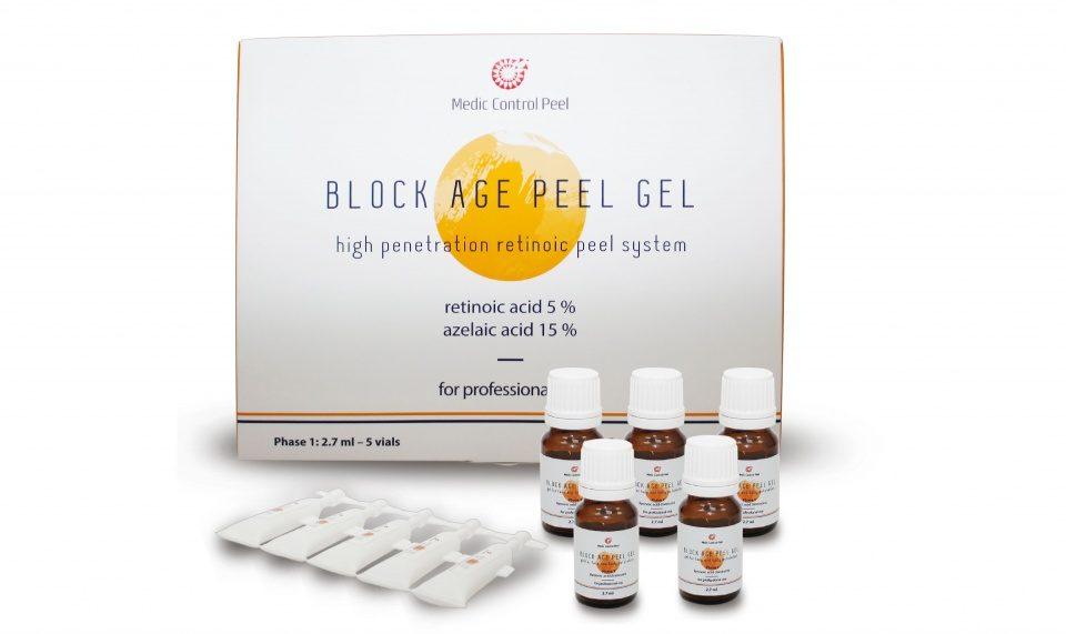 Ретиноевый пилинг -Block Age Peel Gel