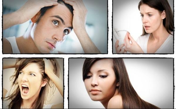 Почему ломаются волосы лечение перхоти Убрать лысину