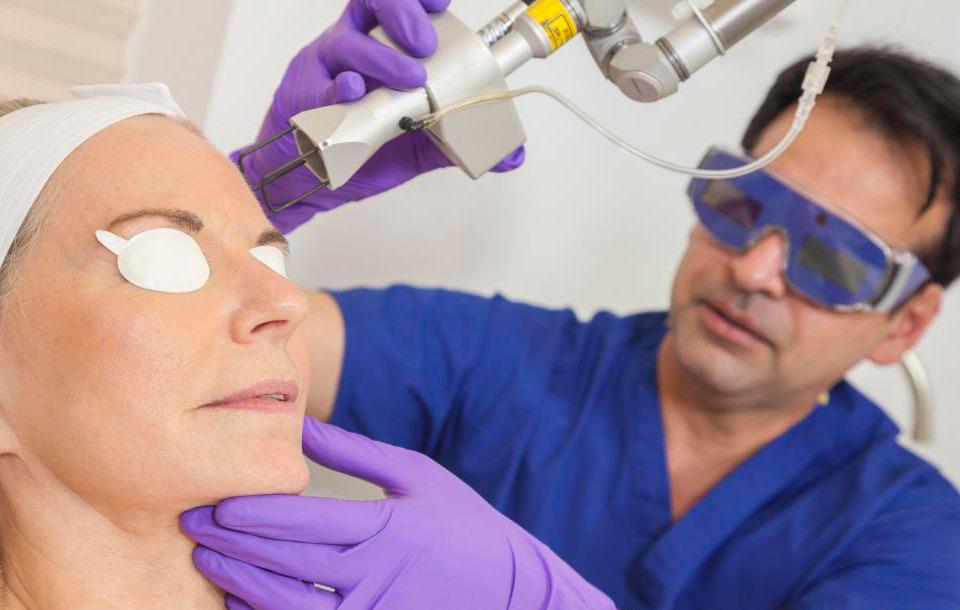 Лазерное лечение ксантоматоза